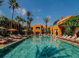Tikida Golf Palace - Relais & Châteaux, hotel in zona Aeroporto di Agadir-Al Massira - AGA, Agadir