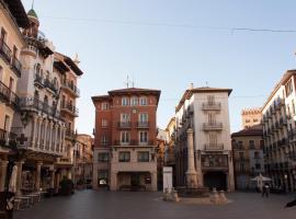 Sercotel Torico Plaza, hotel in Teruel
