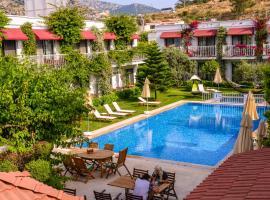 Villa Rustica Hotel, Hotel in Gündoğan