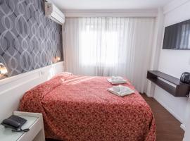 Estocolmo Hotel, hotel en Mar del Plata