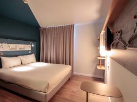 ibis budget Cahors、カオールのホテル