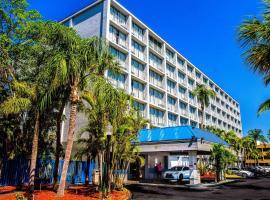 Rodeway Inn Miami I-95, hotel em North Miami