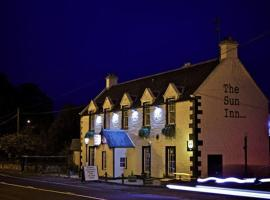 The Sun Inn, hotel near Dalhousie Castle, Dalkeith