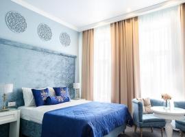 Отель Каганат, отель в Казани