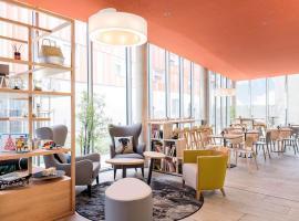 Aparthotel Adagio Access Paris Massy Gare, self catering accommodation in Massy
