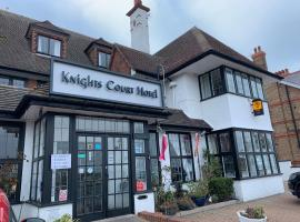 Knights Court, hotel in Great Yarmouth
