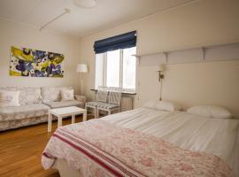 Slottshotellet Budget Accommodation, hotell i Kalmar