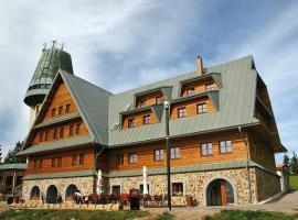 Kramářova chata, hotel vOrličkách