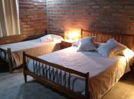 El Indalo La Calderilla, bed and breakfast en Salta