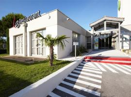Campanile Montpellier Est Le Millénaire, pet-friendly hotel in Montpellier