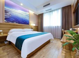 Seaman Hotel, hotel in Chongqing