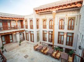 Boutique DEVON, hotel in Bukhara