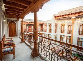 Boutique DEVON, hotel en Bukhara