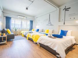 Warm Hostel Chiangmai, spa hotel in Chiang Mai
