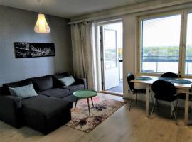 Pro Apartments 2, hotel in Vaasa