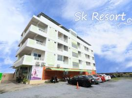 sk resort, hotel near Siam Park City, Bangkok
