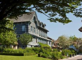 La Ferme Saint Simeon Spa - Relais & Chateaux, hotel near The Garden of Fame, Honfleur