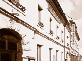 Hotel Academic, hotel ve Zvolenu