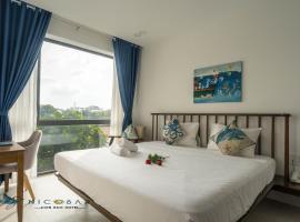 Nicobar Con Dao Hotel, hotel in Con Dao