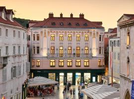 Piazza Heritage Hotel, отель в Сплите