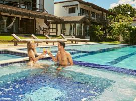 Vila Emanuelle Pousada Boutique, hotel with pools in São Miguel do Gostoso