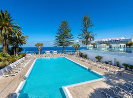 Hotel Best Semiramis: Puerto de la Cruz'da bir otel