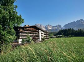 Hotel Blattlhof, hotel in Going am Wilden Kaiser