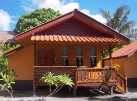 Coco Beach Bungalows, hotel in Ko Lipe