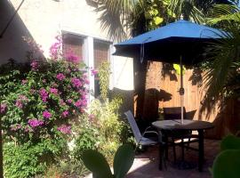 The Cottage at Pineapple House, vacation rental in West Palm Beach