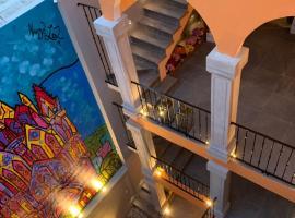 El Secreto, hotel in San Miguel de Allende