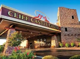 Cliff Castle Casino Hotel, hôtel à Camp Verde
