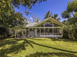 Ohana House home, hotel in Hanalei