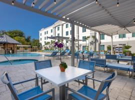 Hampton Inn & Suites San Juan, hotel in San Juan
