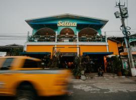 Selina Bocas del Toro, hotel en Bocas del Toro