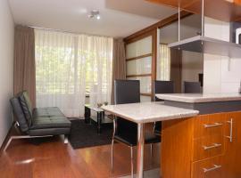 Bellavista Travel Suites, hotel en Santiago