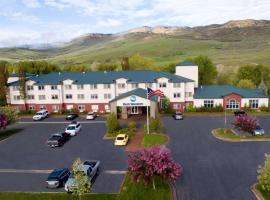 Best Western Holiday Hills, hôtel à Coalville