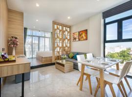 Sun River Hotel & Apartment, căn hộ ở Đà Nẵng