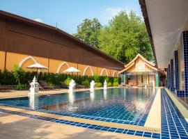 The LD Pattaya Hotel, hotel near Healthland Spa and Massage, Pattaya