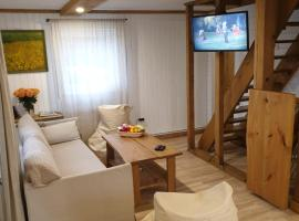 Vacation House Terraces, hotel in Sigulda
