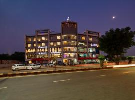 Hotel Unity, отель в Ахмадабаде