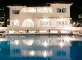 Sunrise Village Hotel Apartments, hotell i Skopelos stad