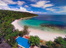 Bunga Raya Island Resort & Spa, hotel near Tunku Abdul Rahman Park, Gaya Island