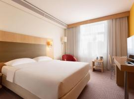 Park Inn by Radisson, hotel in Yekaterinburg