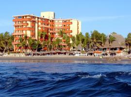 Luna Palace, hotel in Mazatlán