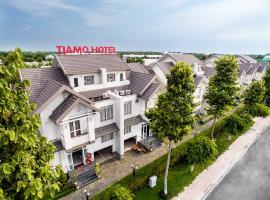 Tiamo Hotel & Serviced Apartment, hotel in Thu Dau Mot