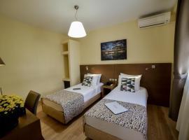 Orestias Kastorias, отель в Салониках, рядом находится Больница имени Гиппократа