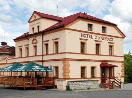 Hotel U Nádraží, hotel v Teplé