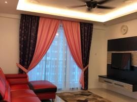 KJ Homestay Casa Kayangan, apartment in Ipoh