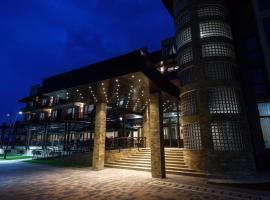 Club Bucovina, hotel in Gura Humorului