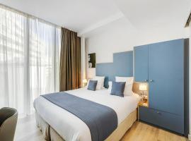 VILLA EIFFEL MADEMOISELLE, hotel near Balard Metro Station, Paris